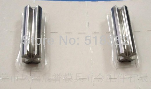 Q1325 Brother H001(C202) Upper and Lower Power Feed Contact D10.7mmx L32mm for WEDM-LS Wire Cutting Machine Parts  цены