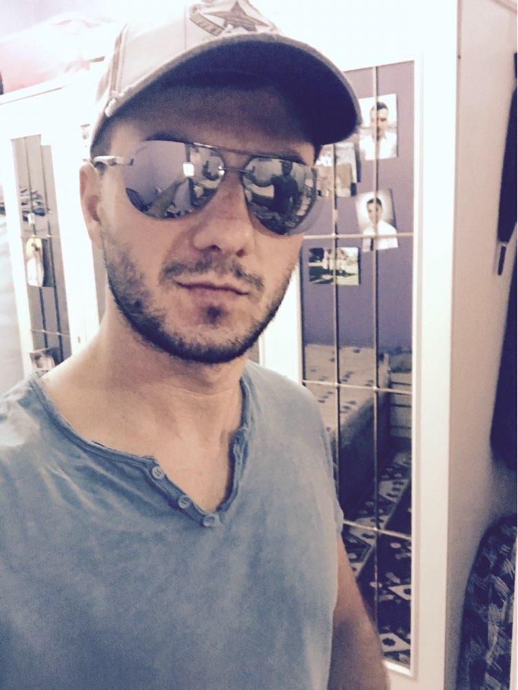 2017 NYA LVVKEE Aviator solglasögon HD polariserade män Mirror - Kläder tillbehör - Foto 2