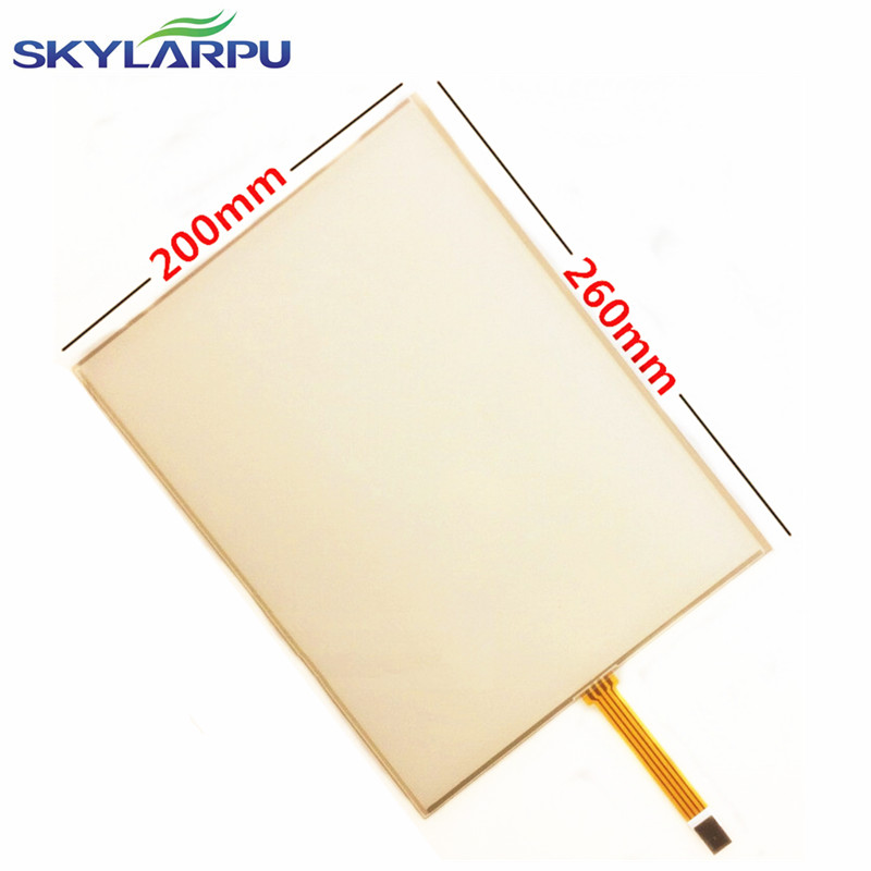 skylarpu 10pcs/lot New 12.1 260mm*200mm Touch for Industrial Equipment KTV VOD Medical Equipment Touch Screen Digitizer Panel 10 4 inch touch screen industrial medical equipment security equipment handwritten touch screen 224 171 screen