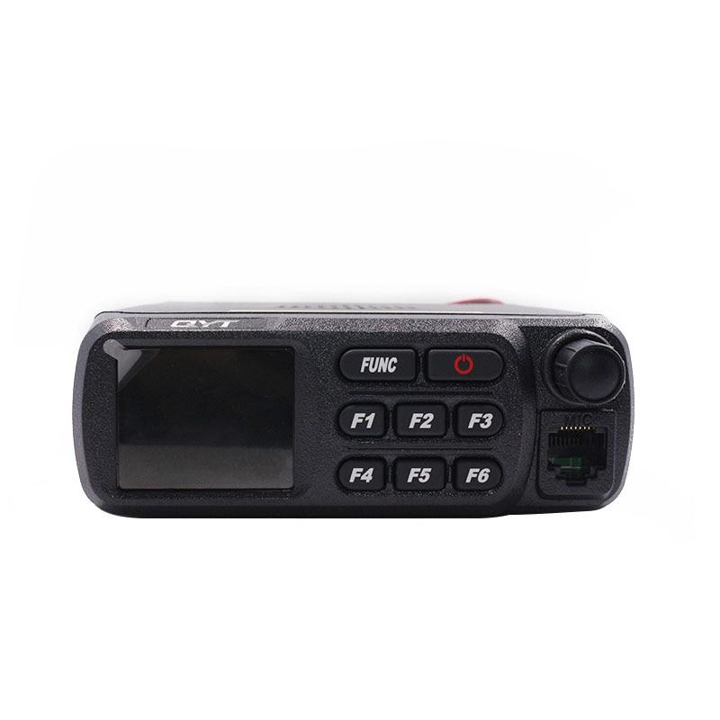 QYT CB-27 CB Radio 26.965-27.405MHz AM/FM 12/24V 4 W LCD Screen Shortware Citizen Band Multi-Norms Ham CB Mobile Radio CB 27