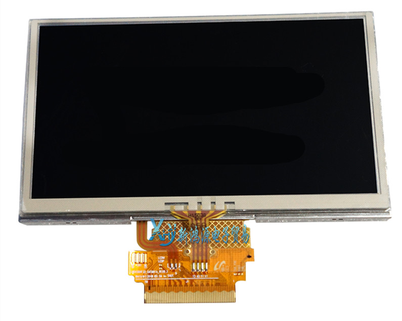 2018 Top Fashion Hot Sale Universal 4.3 Inch Lcd For Tomtom Go 42 Display Screen And Touch Digitizer Replacement