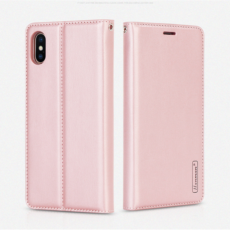 For iphone X Case PU leather Wallet case For iphone X 6 6s 6plus 7 7plus 8 8plus Magnetic suction Card Holder Flip Cover