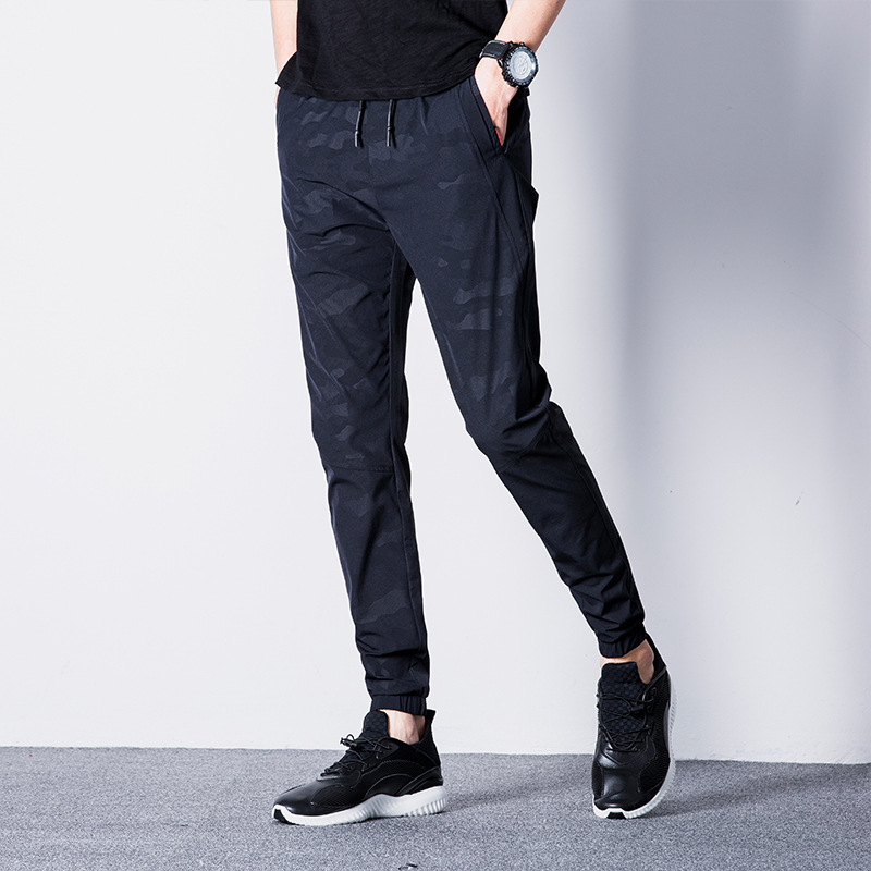 Harem Pants Military-Trousers Joggers Summer Fitness Casual Mens Fashion 38 Mid Mid-Waist