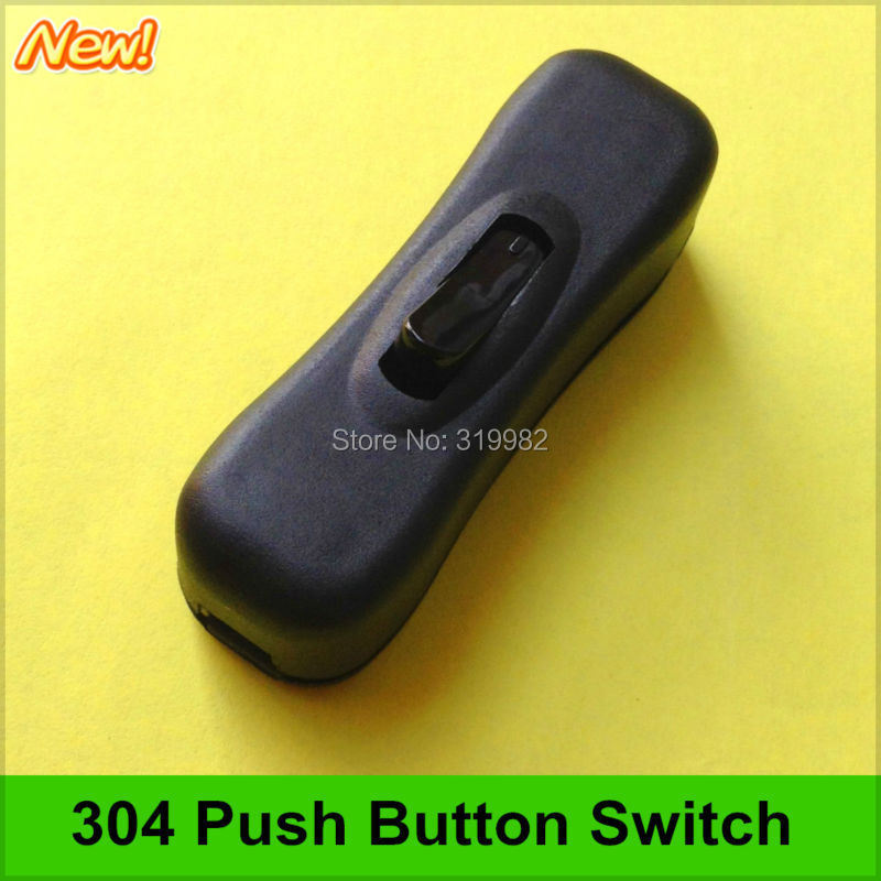 304 push button LED DIY switch Circuit midway online lamp power supply  Universal