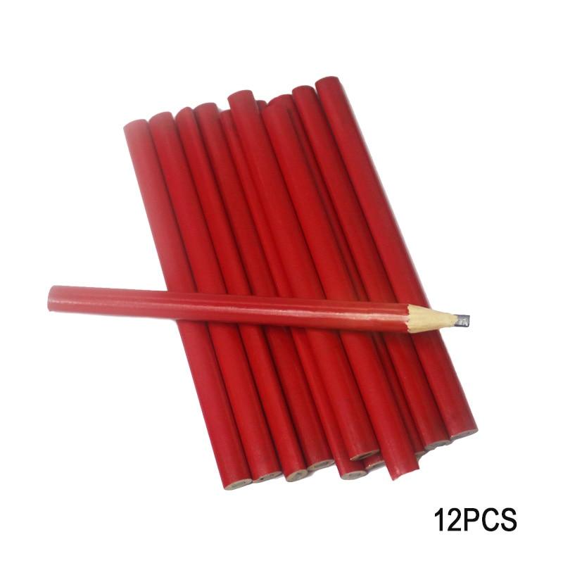 12pcs/set Carpentters Pencil 7