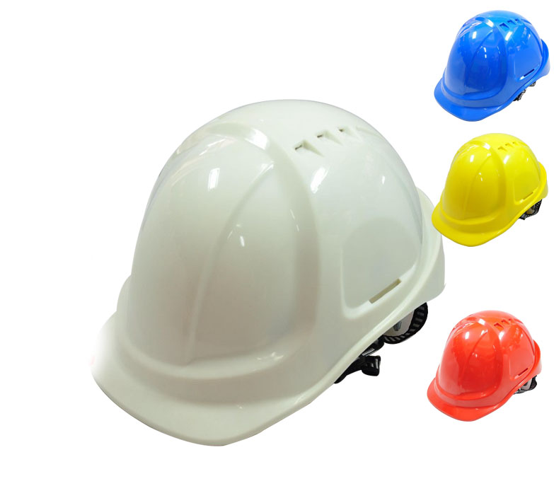 Breathable safety cap ABS high strength industrial anti-smashing safety helmet construction work Head protection Hard Hat