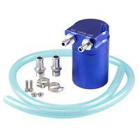 Verblüfft Universal Aluminium Öl Fangen Können Reservoir-blau