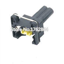50PCS 2pin female connector DJ7026-3.5-21  automotive with terminal