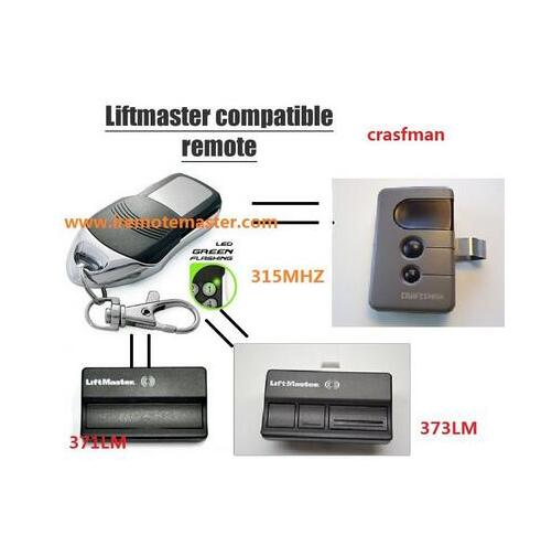 Liftmaster Crasfman 371lm 372lm 373lm Garage Door Opener Replacement