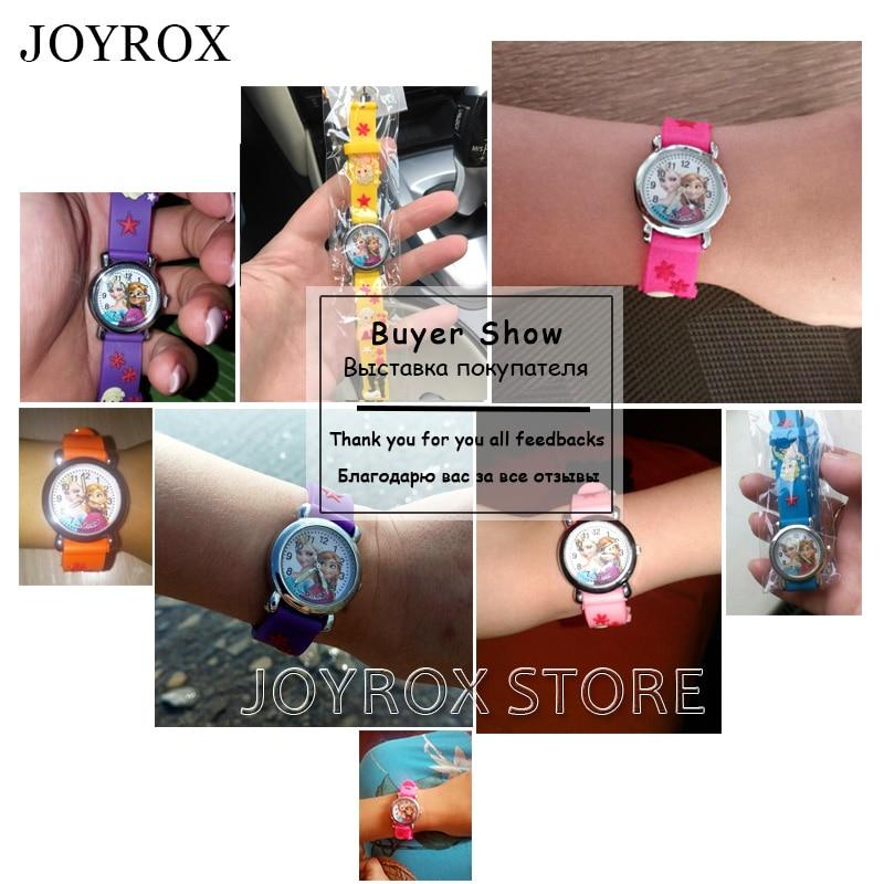 JOYROX Reloj deportivo de alta calidad para niños Elsa 2018 Hot - Relojes para niños - foto 6