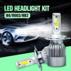 C9 Car LED Light Headlight For H1 H4 H7 H11 9005 9006 110W 20000LM Vehicle Auto