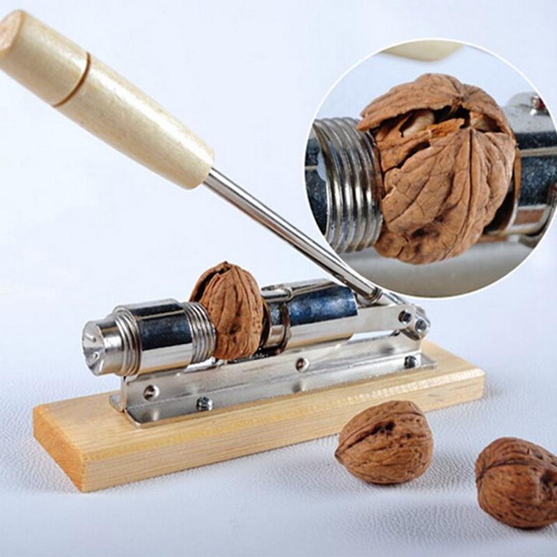 механическая молотилка орех щелкунчик