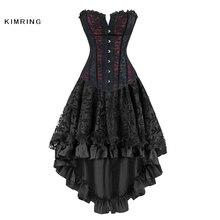 Steampunk Corsets Dress Vintage