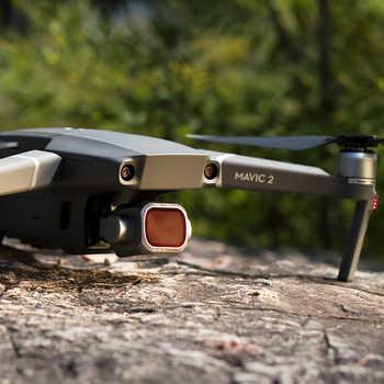PGYTECH Advanced Mavic 2 Pro Filter Camera Lens Filters ND8/16/32/64-PL ND8/16/32/64 for DJI Mavic 2 Pro Drone Accessories