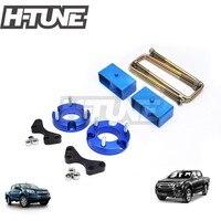 """H TUNE Raise 2"""" Front & Rear Suspension Ubolt Block Lift Kits for D max 2012+ kit kits front suspension kits kit lift -"""