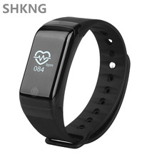 Newest X7 With Bluetooth Smart Band Pedometer Oximetry Bracelet Fitness Tracker WatchesWristband Heart Health Monitor Devices