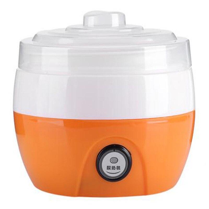 Candimill 220V Electric Automatic Yogurt Maker Machine Yoghurt DIY Tool Kitchen Appliance Home Yogurt Making