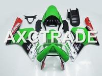 Motorcycle Bodywork Fairing Kit For Kawasaki ZX6R 2003 2004 ZX 6R 03 04 636 ABS Plastic Injection Molding Fairings Z6305