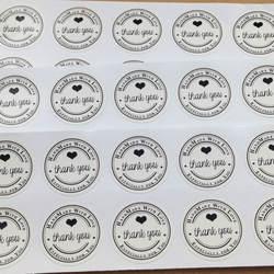 Белый бумажный стикер этикетки самоклеющиеся этикетки крафт-этикетка наклейка Диаметр 3 см круг наклейки этикетки для поделки ручной