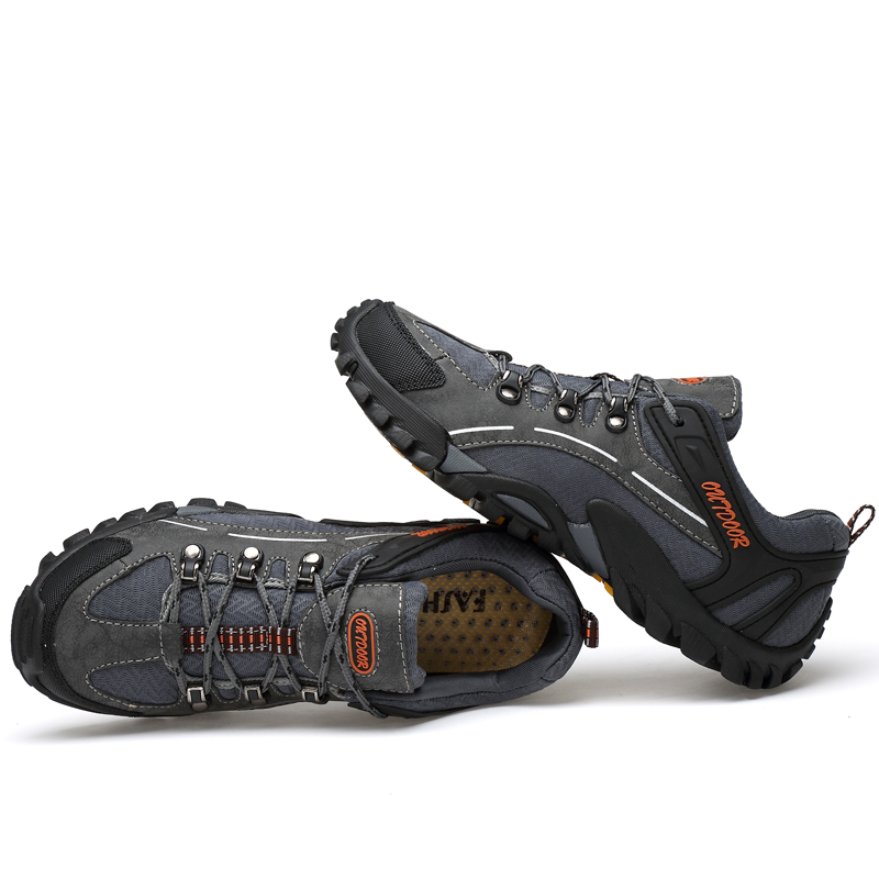 Week's Breathable Men's Boots