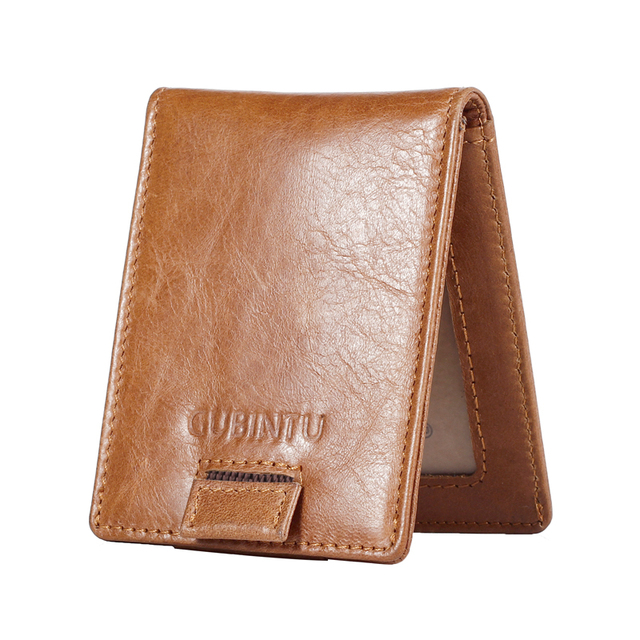 Genuine leather rfid blocking wallet mini men wallets casual vintage genuine leather rfid blocking wallet mini men wallets casual vintage business card holder wallets colourmoves