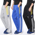 Free shipping military men long trousers spring and autumn loose plus size elastic straight casual cotton health pants L-5XL