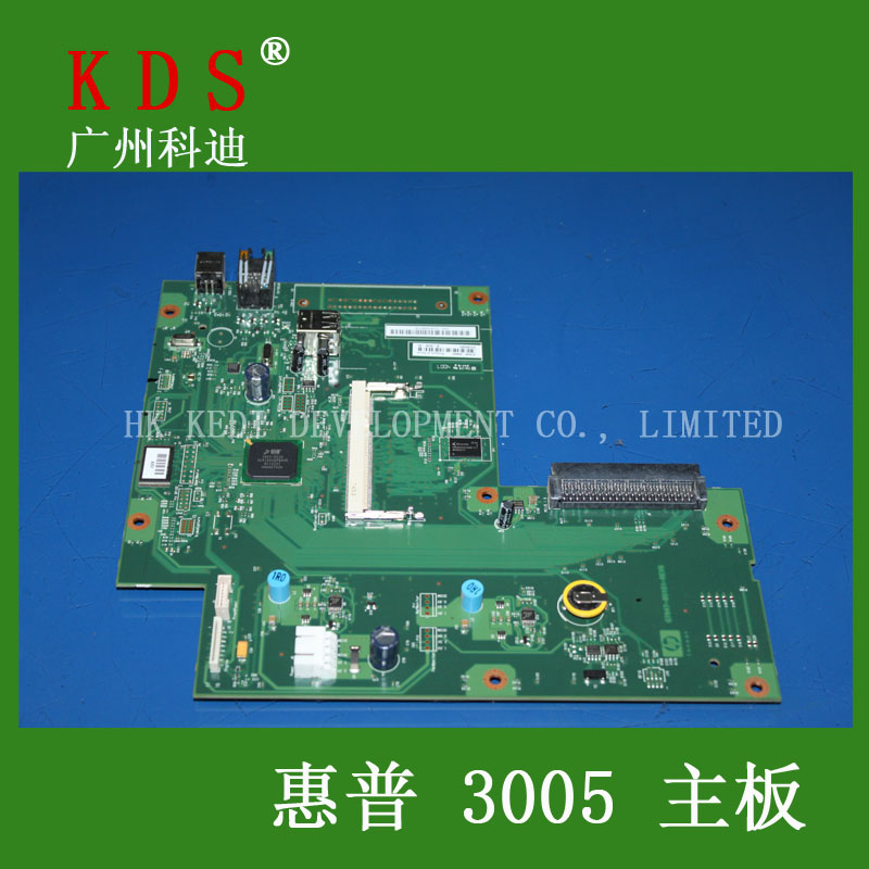 все цены на 100% Test Original Formatter Board for HP3005 MotherBoard Logic Board Mainboard Spares Parts онлайн