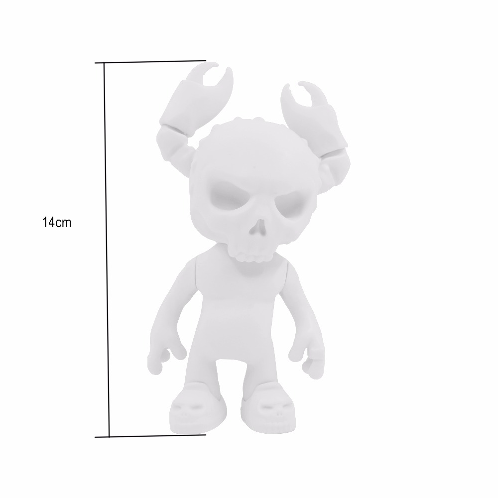 ФОТО Blank Vinyl Toy Minion /DIY Vinyl Figure Kids Toys / DIY Paint Action Figure / Minecraft Watercolor To Paint For Kids
