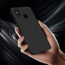 Тонкий мягкий ТПУ гелевый Чехол из углеродного волокна для Xiaomi Redmi Note 7 5 6 6A S2 5 Plus Mi 8 Lite 9 A2 F1, чехол для телефона