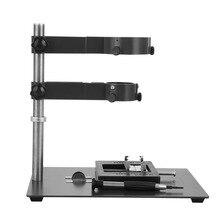 1 pcs Hot Air Gun Clamp Stand Repair Platform for BGA Rework Reballing Station