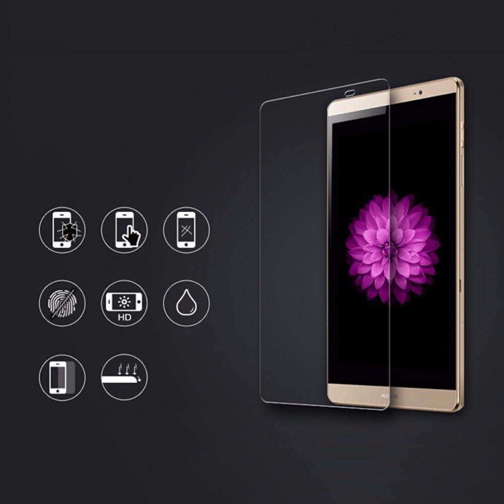 Ultra tanki HD prozirni protuprovalni kaljeno staklo za Huawei - Dodaci za tablet - Foto 5