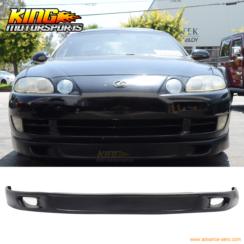 US $144 0 |For 1992 1993 1994 1995 1996 Lexus Sc Sc300 Sc400 Toyota Soarer  T Sports Style Front Lip Spoiler-in Bumpers from Automobiles & Motorcycles