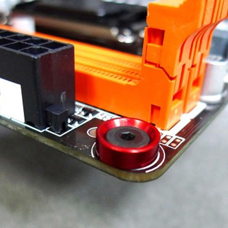 DIY Computer Main board,Hard Drive,Optical Drive,Case,Fan Assembly Screws Kit