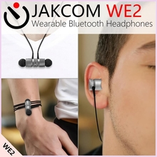 JAKCOM WE2 WEARABLE BLUETOOTH EARPHONE Communication Equipment Sport Headset Build-in Mic Microphone Handsfree for Smartphone