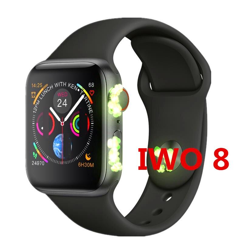 IWO 8 Bluetooth Smart Watch Sports Pedometer Information Tips Call IWO8 SmartWatch For Apple IPhone Xiaomi