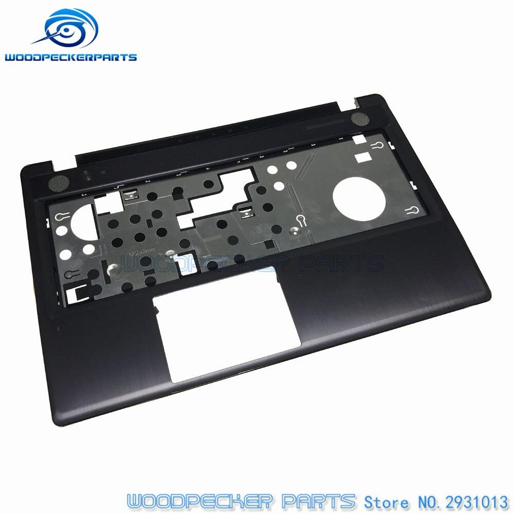 Ноутбук C чехол для Lenovo Z580 Z585 15.6 Верхний чехол клавиатура ободок 3klz3talv00 Упор для рук Topcase Панель w/ o touch pad