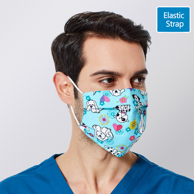 ANNO 17 Colors Mask for Nurse Doctor SPA Surgical Mask Women Men with Elastic Strap Medical Accessories Hospital equipment in Accessories from Novelty Special Use