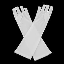1 Pair Fashion Women Anti UV Glove for Light/Lamp Radiation