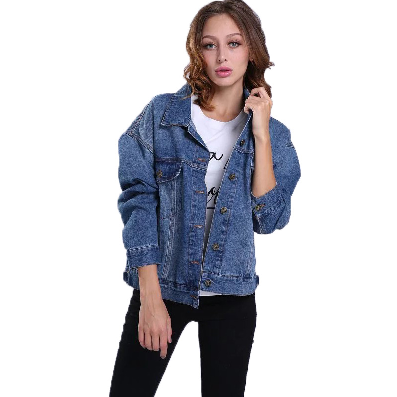 Autumn jacket font b women b font 2017 new casual font b women b font basic