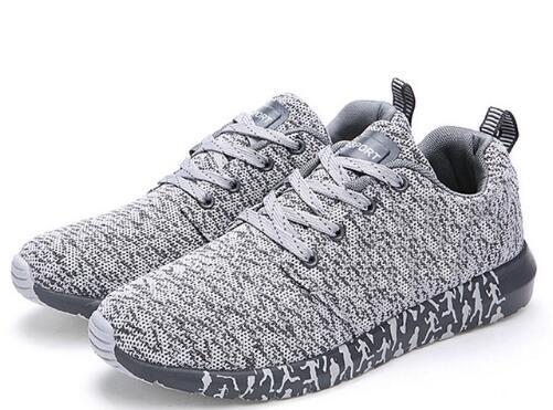 Tenis Appartements gris Sneakers Hommes Chaussures Nouveau Respirant Tissé Mode Pour Noir Masculino bleu Adulto9 Formateurs Casual eIbDHEW9Y2