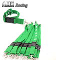 AMK racing--Green TA** Specific LOGORope lanyard keychain  Lanyard Brand LOGO Rcaing ID badge Holders  neck strap keychains