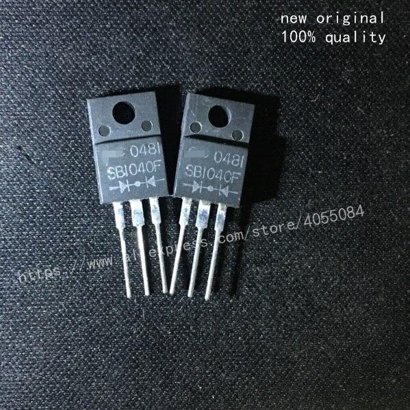 10PCS SB1040F AT88SC0104CA EN25B16-75HCP SP3232EEN AT88SC 0104CA AT88SC0104CA-SH 25B16-75HCP SP3232