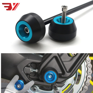 Motor For SUZUKI GSR 750 GSR750 2011 2012 2013 2014 2015 CNC Alloy Aluminum Modified parts Motorcycle drop ball / shock absorber(China)