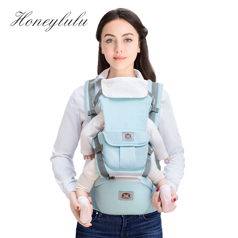 Honeylulu Combined Detachable Backplane Baby Carrier Multifunction Sling For Newborns Kangaroo For Baby Ergoryukzak Hipsit Honeylulu Combined Detachable Backplane Baby Carrier Multifunction Sling For Newborns Kangaroo For Baby Ergoryukzak Hipsit