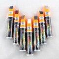 Alta qualidade caneta de tinta auto tinta arranhões reparação caneta de tinta caneta reparo do risco da pintura do flash Plantronics