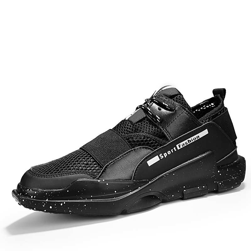 HTB1pPP2a.T1gK0jSZFhq6yAtVXaM Male Sneakers Men Casual Shoes Walking Driving Office Outdoor Shoes Flat Comfortable Lightweight Breathable Shoes For Man Spring