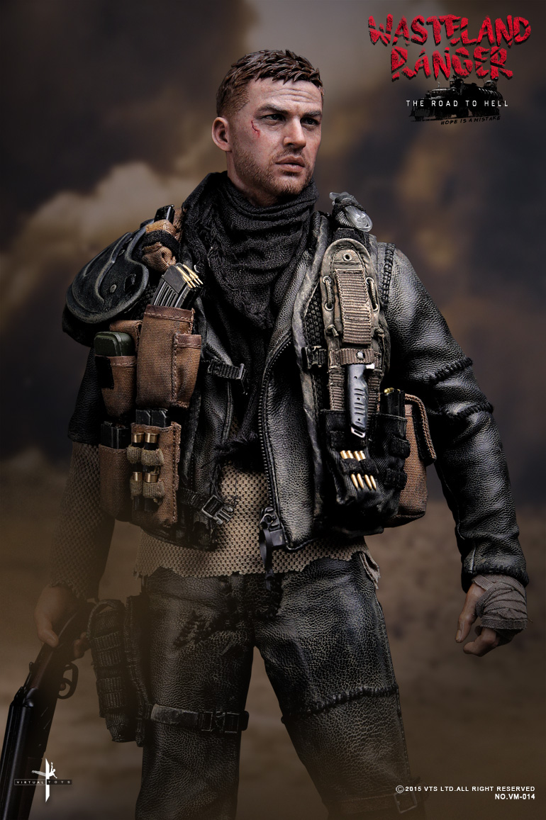 1/6 scale Super flexible figure 12 action figure doll Collectible Model plastic toy Mad Max wasteland ranger Tom Hardy 1 6 scale figure doll terminator3 rise of the machines fembot t x 12 action figure doll collectible model plastic toy