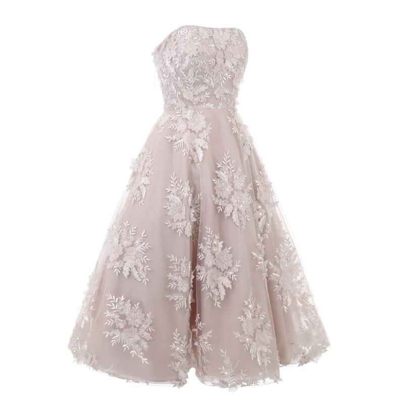 Κεντημένα νυφικά Φορέματα Νυφικά - Γαμήλια φορέματα - Φωτογραφία 4