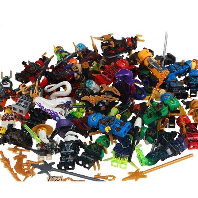 Blocos de construção Única Venda Quente Filhos De Lloyd Garmadon Ninjago Cole Jay Kai Zane Nya Mach Compatível Bricks Spinjitzu Bebê brinquedos