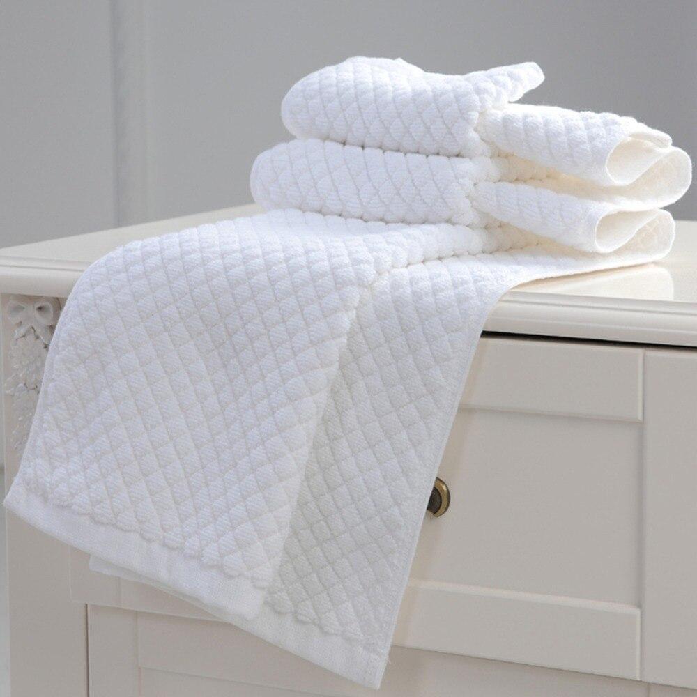 50*80cm wholesale luxury hotel home towel cotton thick slip resistant absorbent mats comfortable bath mat doormat little feet